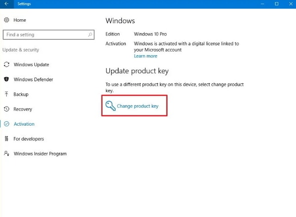 get windows 10 home product key for free