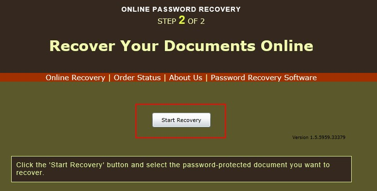 click-start-recovery