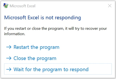Why is Excel Not Responding? Here are 6 Effective Tips