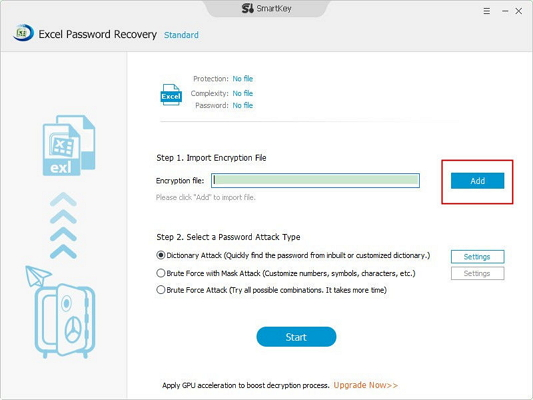 smartkey excel password recovery