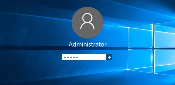 windows 7 administrator password