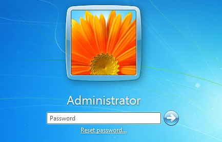 windows 7 password hint