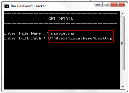 bat file credentials