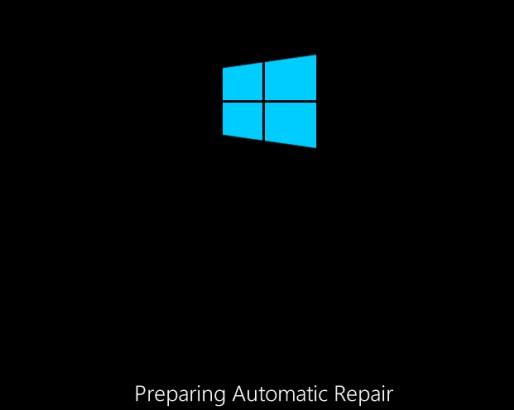 prepare automatic repair