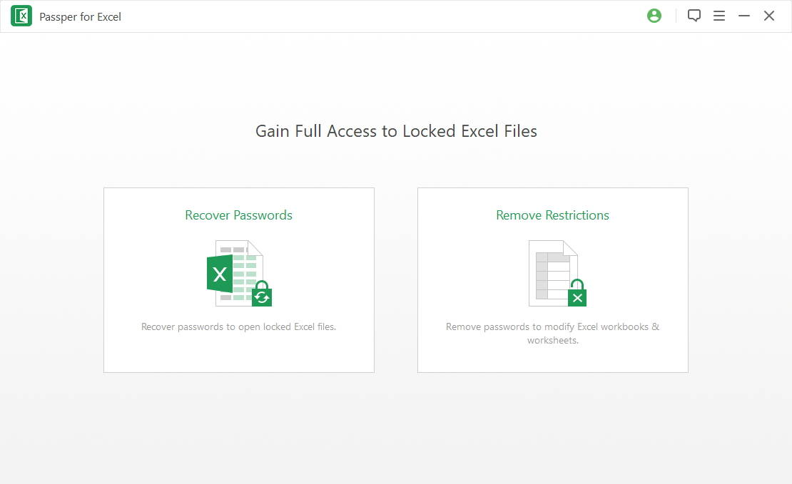 how to recover excel password protected file